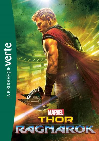 Bibliothèque Marvel 18 - Thor : Ragnarok - Le roman du film