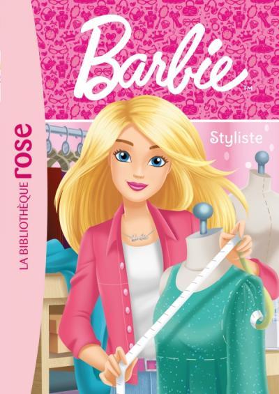 Barbie 08 - Styliste