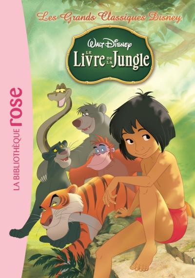 Les Grands Classiques Disney 03 Le Livre De La Jungle