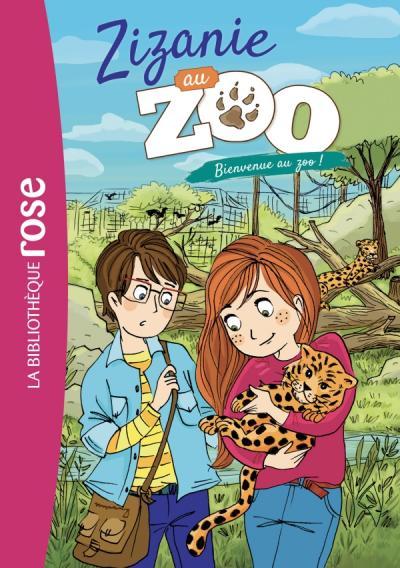 Zizanie au zoo 01 - Bienvenue au zoo !