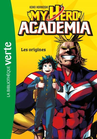 My Hero Academia 01 - Les Origines
