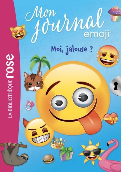emoji TM mon journal 01 - Moi, jalouse ?