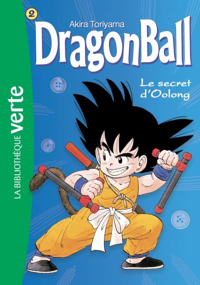 Dragon Ball 02 NED 2018 - Le Secret d'Oolong