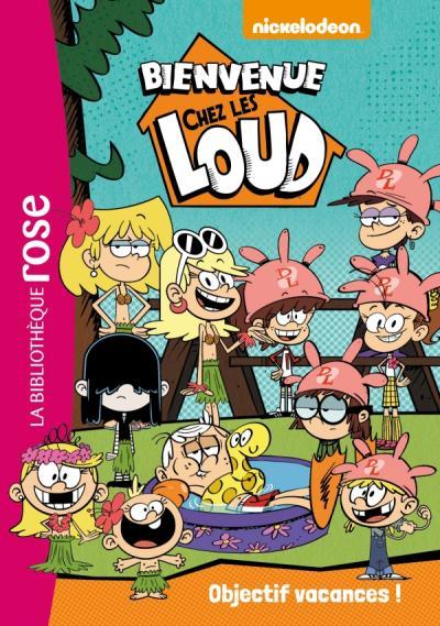 Bienvenue Chez Les Loud Serie Casamontesdelcastillo