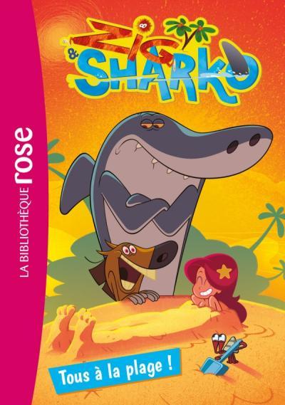 Zig et Sharko 01 - Tous à la plage !