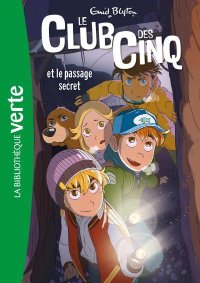 Le Club des Cinq 02 NED - Le Club des Cinq et le passage secret