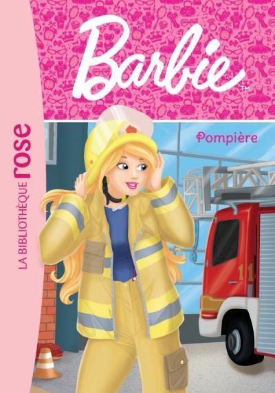 Barbie 12 - Pompière