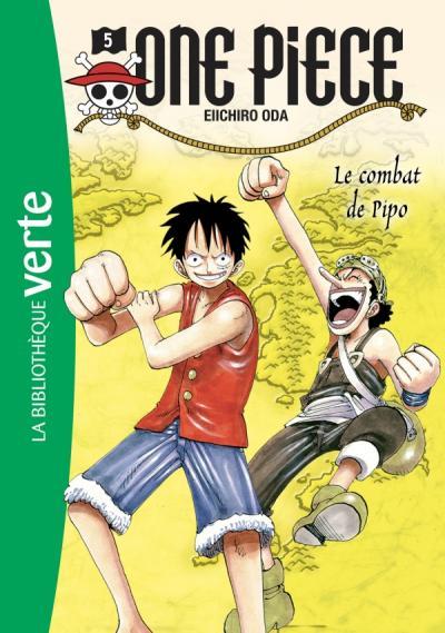 One Piece 05 NED - Le combat de Pipo
