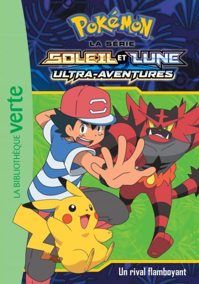 Pokémon Soleil et Lune 15 - Un rival flamboyant