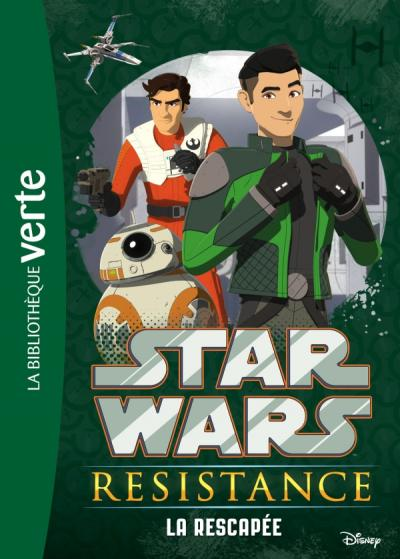 Star Wars Resistance 03 - La rescapée