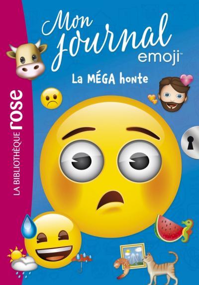 emoji TM mon journal 05 - La MEGA honte