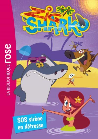 Zig et Sharko 05 - SOS, sirène en détresse