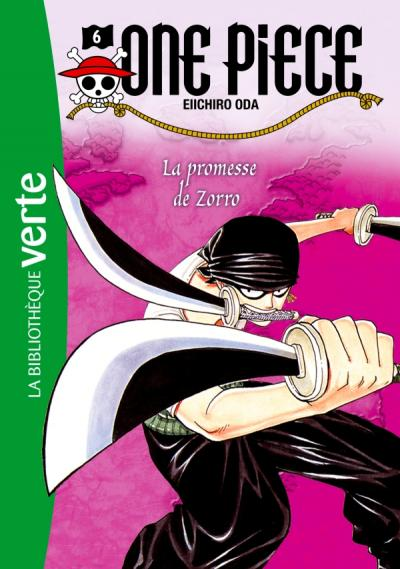 One Piece 06 NED - La promesse de Zorro