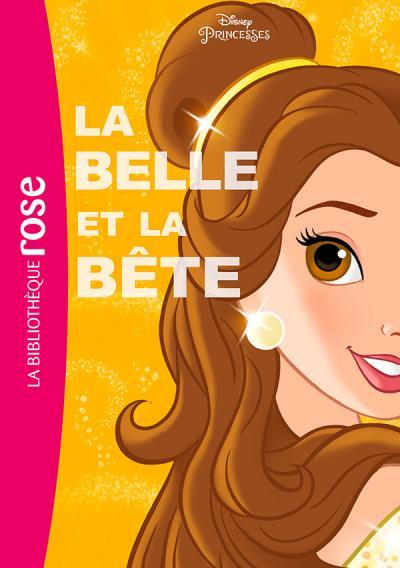 Princesses Disney 03 - La Belle et la Bête