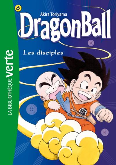 Dragon Ball 06 NED - Les disciples