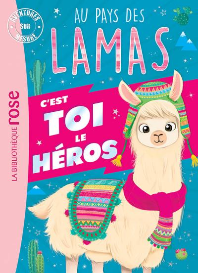Au pays des lamas - Aventures sur mesure XXL