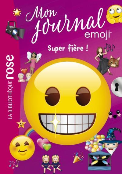 emoji TM mon journal 06 - Super fière !