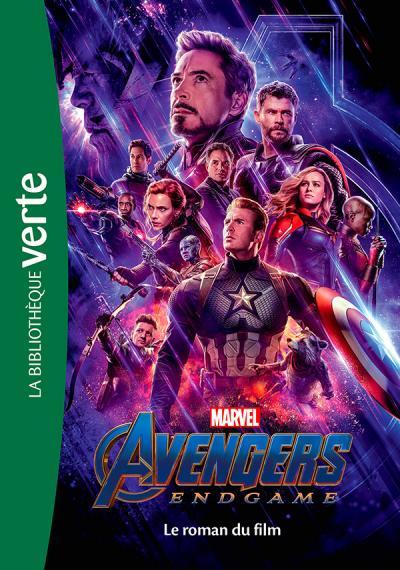 Bibliothèque Marvel 22 - Avengers : Endgame - Le roman du film