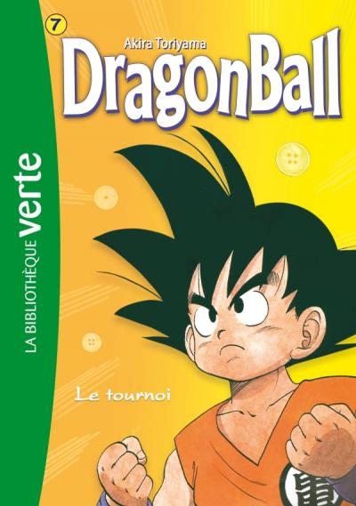 Dragon Ball 07 NED - Le tournoi