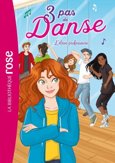 3 pas de danse 08 - L'élève professeure