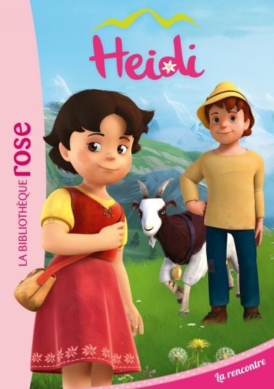 Heidi 01 - La rencontre