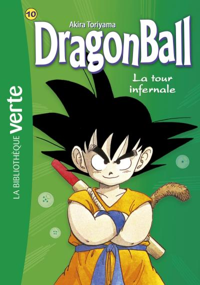 Dragon Ball 10 NED - La tour infernale