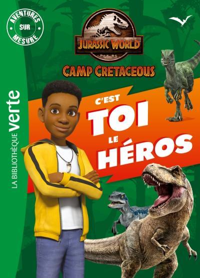 Jurassic World, la colo du crétacé - Aventures sur mesure XXL