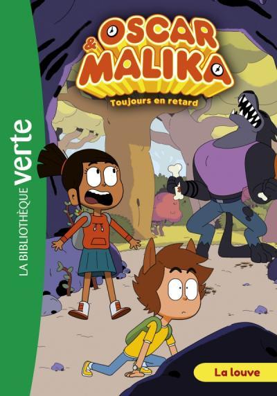 Oscar et Malika 10 - La louve