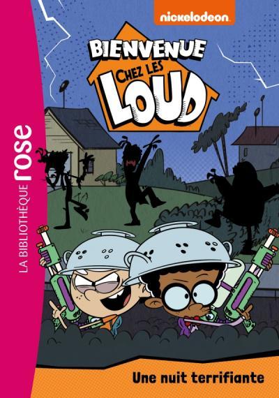 Bienvenue chez les Loud 26 - Une nuit terrifiante