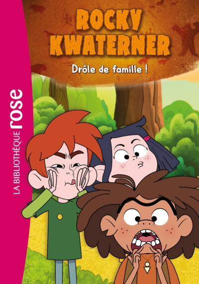Rocky Kwaterner 01 - Drôle de famille !