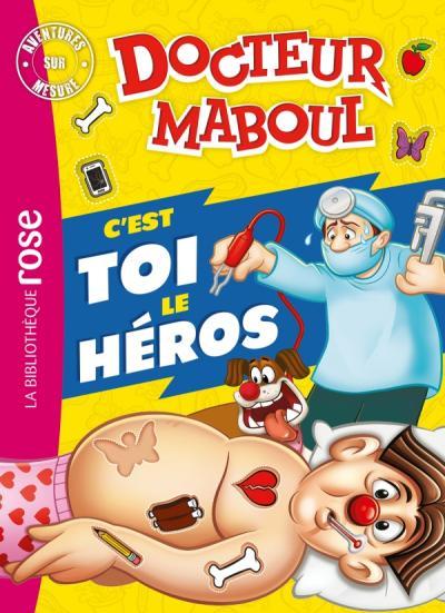 Dr Maboul - Aventures sur mesure XXL