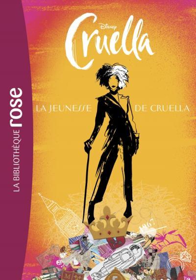 La jeunesse de Cruella