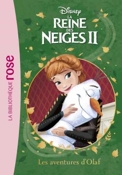 La Reine des Neiges 2 13 - Les aventures d'Olaf