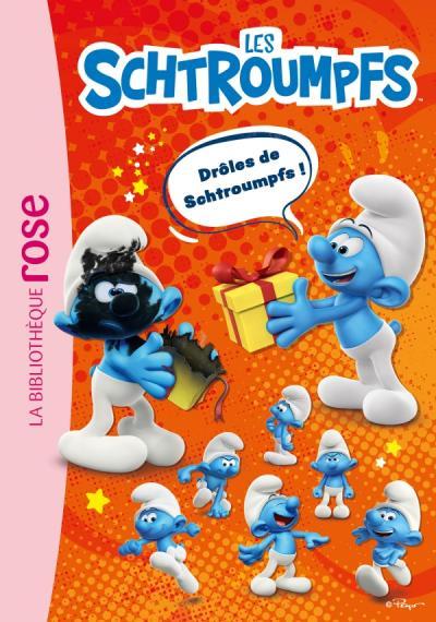 Les Schtroumpfs 02 - Drôles de Schtroumpfs !