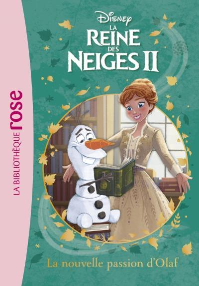 La Reine des Neiges 2 03 - La nouvelle passion d'Olaf