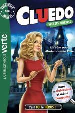 Aventure sur mesure Cluedo 16 - Un rôle pour Mademoiselle Rose