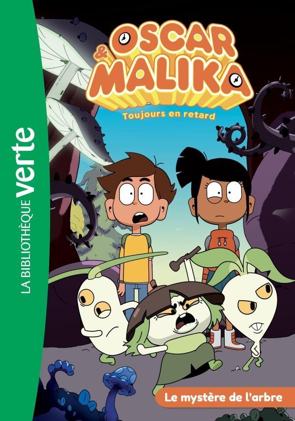 Oscar et Malika 03 - Le mystère de l'arbre