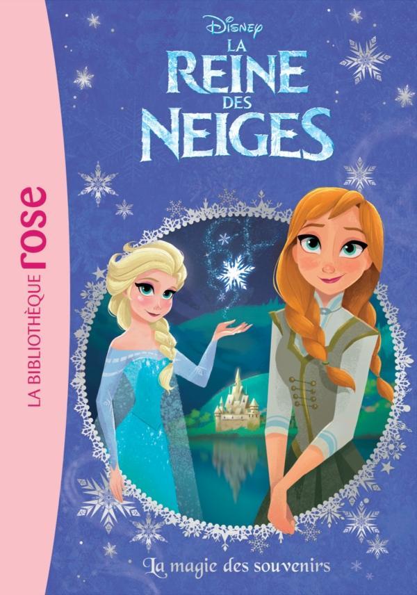 La Reine des Neiges 09 - La magie des souvenirs