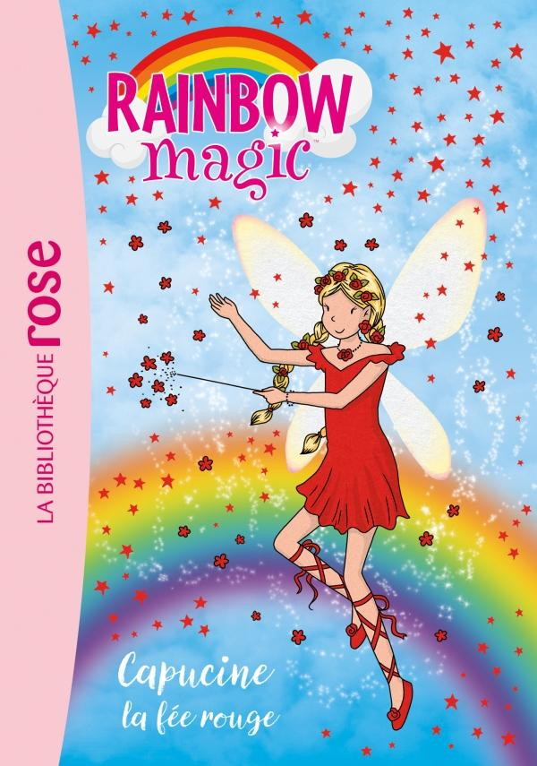 Rainbow Magic 01 - Capucine, la fée rouge