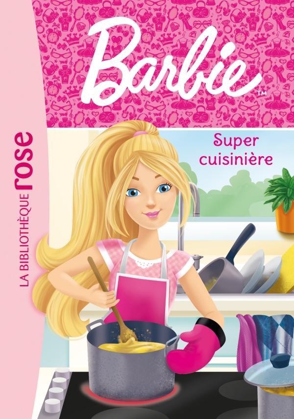 Barbie - Métiers 05 - Super cuisinière
