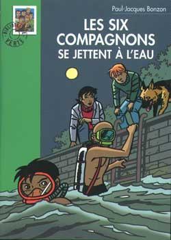 Les Six Compagnons 15 - Les Six Compagnons se jettent à l'eau