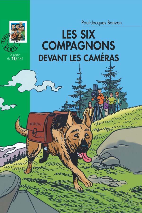 Les Six Compagnons 16 - Les Six Compagnons devant les caméras