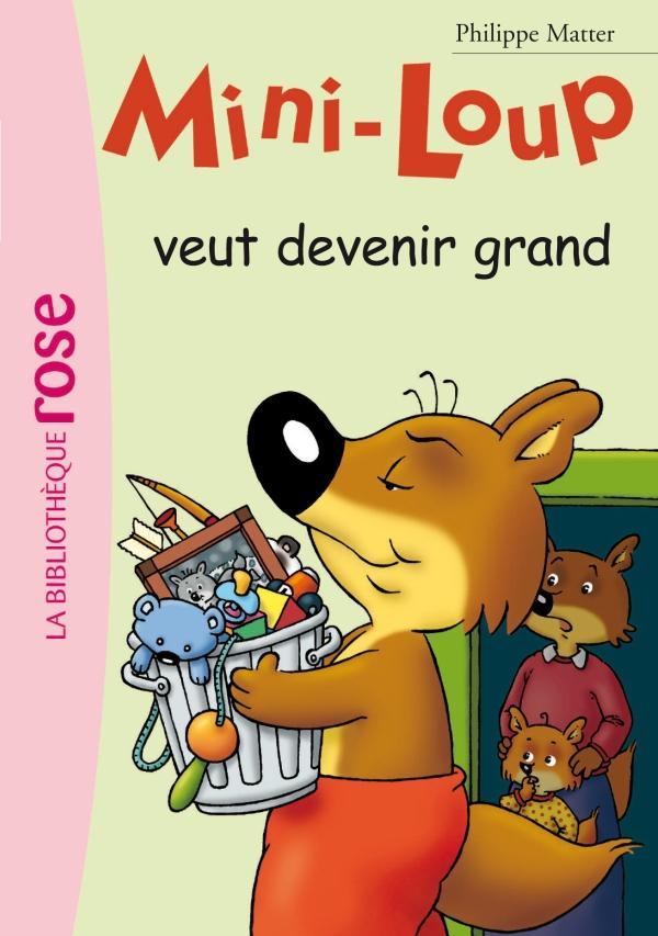 Mini-Loup 05 - Mini-Loup veut devenir grand
