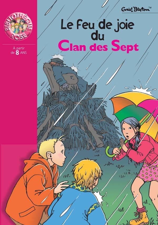 Le feu de joie du Clan des Sept