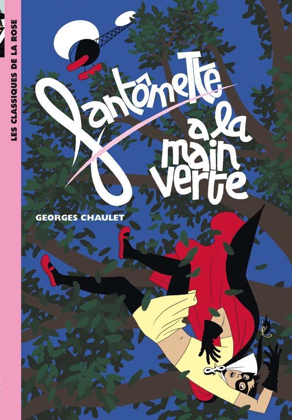 Fantômette 51 - Fantômette a la main verte