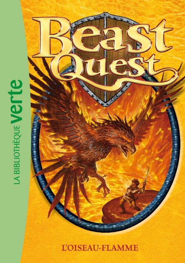 Beast Quest 06 - L'oiseau-flamme