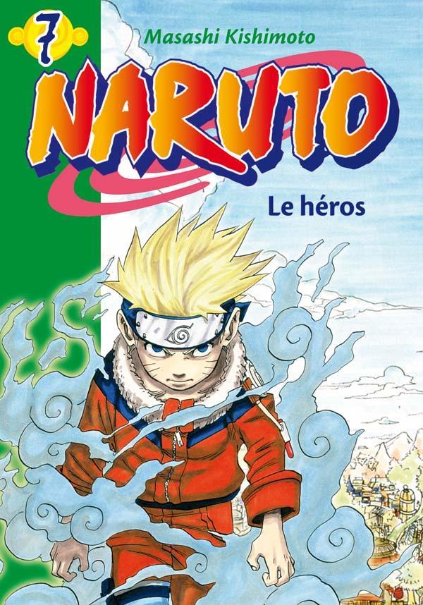 Naruto 07 - Le héros