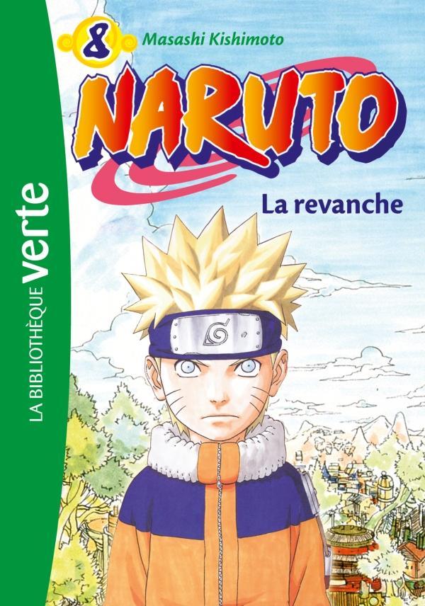Naruto 08 - La revanche