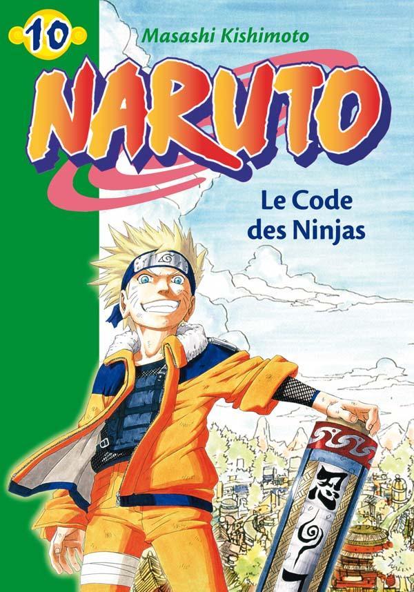 Naruto 10 - Le Code des Ninjas