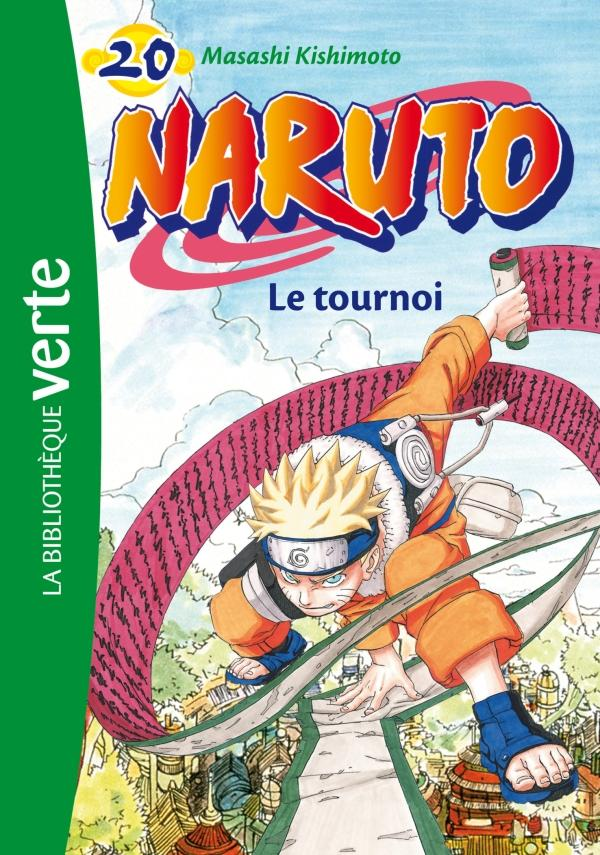 Naruto 20 - Le tournoi
